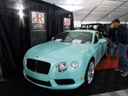 Impressie Barrett Jackson Auction
