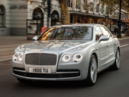 Bentley Flying Spur V8 is finally here!