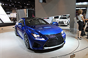 Chicago Auto Show 2014: Lexus RC F