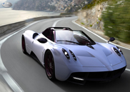 Pagani will bring the Huayra Roadster to Geneva