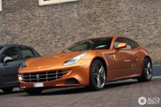 Ferrari FF surprises us with its beautiful colour