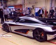 Koenigsegg One:1 is ready to steal the show