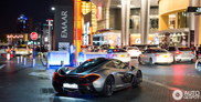 Team Galag's McLaren P1 spotted in Dubai