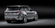 Widebody Range Rover is Startechs star of the show