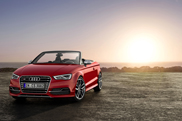 Audi S3 Cabriolet is ready for summer