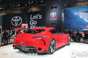 Chicago Auto Show 2014: Toyota FT1