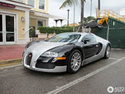 Owner shows his Bugatti all over the world, from Miami to Monaco!
