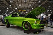 Event: World of Wheels car show in Detroit