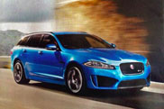 Jaguar XFR-S Sportbrake is a very fast station