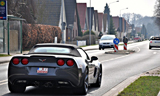 Primeur: Corvette C6 Grand Sport Convertible