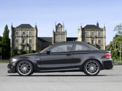 Door de 400 pk grens: BMW 1-Serie M Coupé