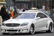 Tuning topspot: Mercedes-Benz FAB Design CL 65 AMG