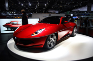 Genve 2012: Carrozzeria Touring Superleggera Disco Volante 