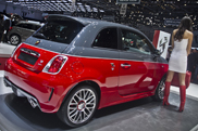 Genve 2012: Abarth 695 Tributo Maserati