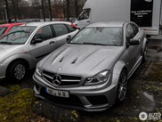 Spot van de dag: Mercedes-Benz C 63 AMG Coupé Black Series