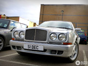 Only ten copies ever built: Bentley Continental T Chatsworth