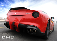 Tuner DMC Germany shows the Ferrari F12berlinetta Spia