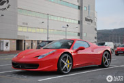Football club Swansea City pays good: this is Chico Flores&#039; Ferrari