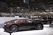 Geneva 2013: Bugatti is still present