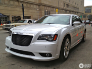 Scoop spotted: Chrysler 300C SRT8 2013
