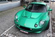 Spotted: Lotus Elise in a beautiful colour!