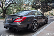 Carbon fiber four-door coupe: Mansory CLS 63 AMG