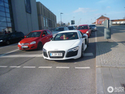 Plus version spotted: Audi R8 V10