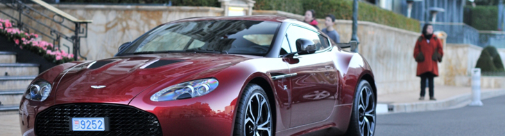 Investement spotted: Aston Martin V12 Zagato