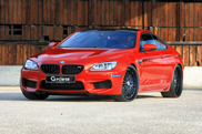 Tuner G-Power gives the BMW M6 F13 640 hp!