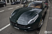 Is Verde Britsh Racing iets voor een Ferrari FF?