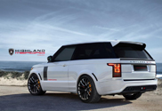 Ultimate Range Rover? The Merdad Range Rover GTC 700