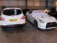 Why not? Nissan Qashqai sharing technics with the GT-R!