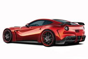 Novitec Rosso F12 N-LARGO wordt beestachtig!