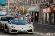 European scoop: Lamborghini Aventador LP700-4 Roadster