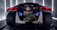Movie: the V10 of the Audi R8 V10 Plus