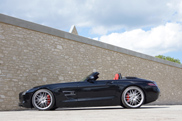 Senner Tuning tunes the Mercedes-Benz SLS AMG