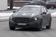 Spyshots: Mercedes-Benz GLA 45 AMG 