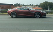 Spotted: new Aston Martin Vanquish in South-Africa