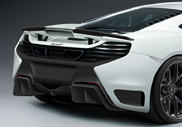 Schnes Heck: Mclaren MP4-12C von Vrsteiner