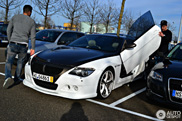 Spot van de dag: BMW Hamann M6 E 63 Widebody Coupé!