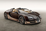 Bugatti Veyron 16.4 Grand Sport Vitesse Rembrandt is born!