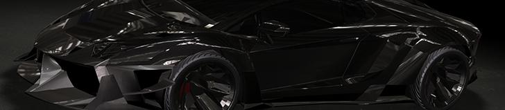 Der Kamakura Stealth Concept Aventador ist der Wahnsinn