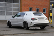 Mercedes-Benz lucreaza la CLA 45 AMG Shooting Brake!