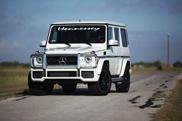 Hennessey doprawił Mercedesa G63 AMG