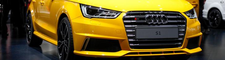Genf 2014: Audi S1