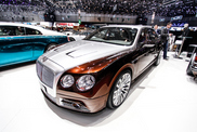Ginevra 2014: Mansory Flying Spur