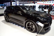 Geneva 2014: Techart Noir