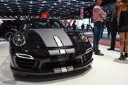 Genève 2014: Porsche Techart Turbo S