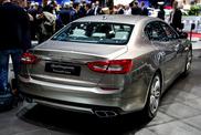 Ginevra 2014: Maserati Quattroporte Ermenegildo Zegna Limited