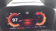 Movie: acceleration of the BMW i8!